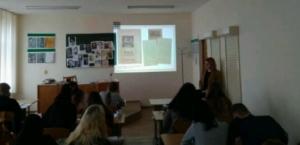 Открытое учебное занятия по учебной дисциплине «Белорусская литература»