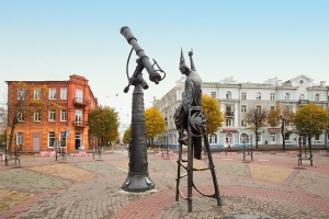 Пешеходная экскурсия по исторической части Могилева