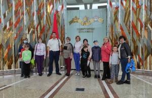 Экскурсионная поездка, приуроченная к 76-й годовщине Победе в Великой Отечественной войне